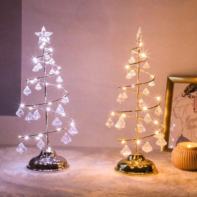 Welcome Homeee Store, Хрустальная рождественская елка, 1745 руб