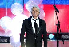 Дмитрий Хворостовский впервые после болезни выступил на сцене