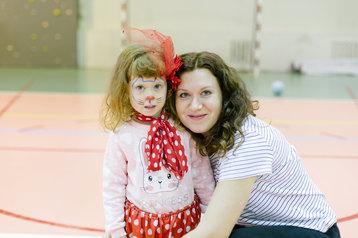 Валя Даниленко смладшей дочерью