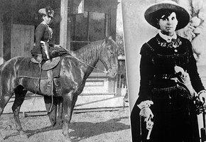 Смертельная Бэлль Старр — женщина, покорившая Дикий Запад