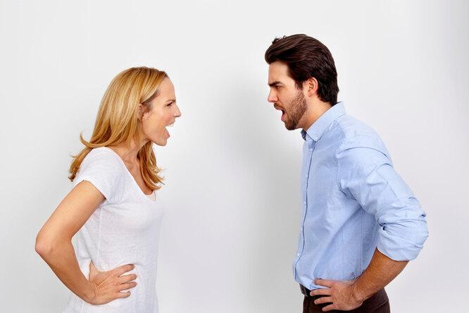 Хватит орать! 10 причин дляссоры — испособов решить конфликт