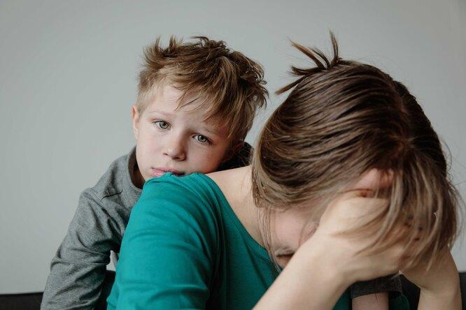«На коленях». Мамы, разлученные со своими детьми, участвуют вакции