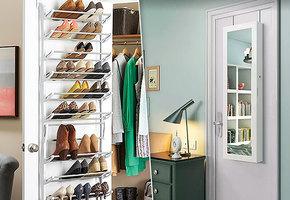 15 удобных органайзеров для тех, у кого дома много вещей