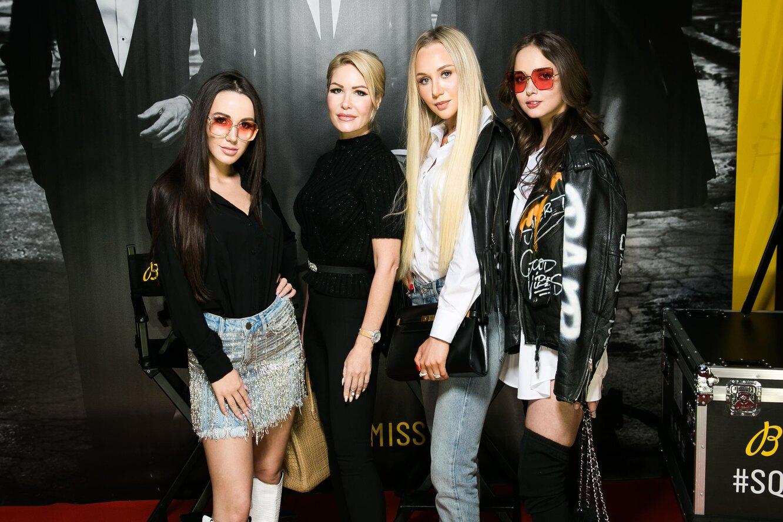 Анастасия Рафаловская, Наталья Буткевич, Кристина Погосова, Анастасия Виляйкина