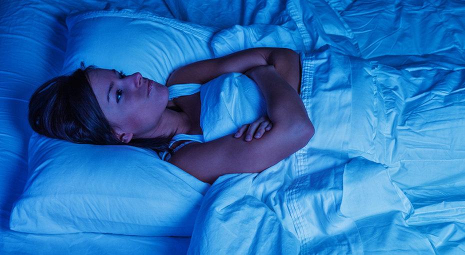 Что делать, если неможешь заснуть