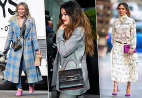 Какие сумки нынче в моде?  Топ-5 трендов сезона