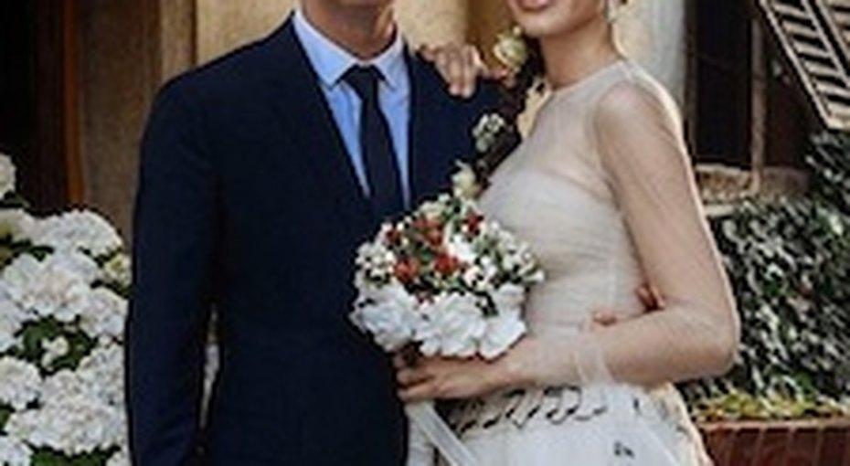Эрос Рамазотти женился