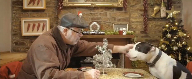 Sam Clegg, Alternative christmas advert, пожилые люди, одиночество в старости