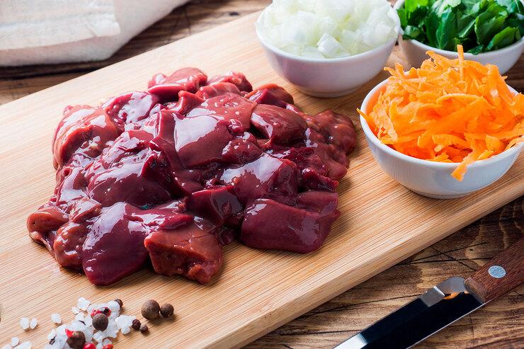 Мясные субпродукты