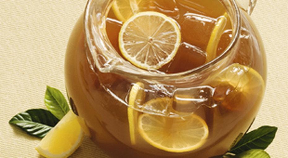 Холодный чай - готовим сами!