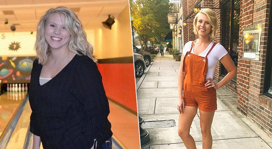 Полюбила себя ипохудела на37 кг. Реальная история