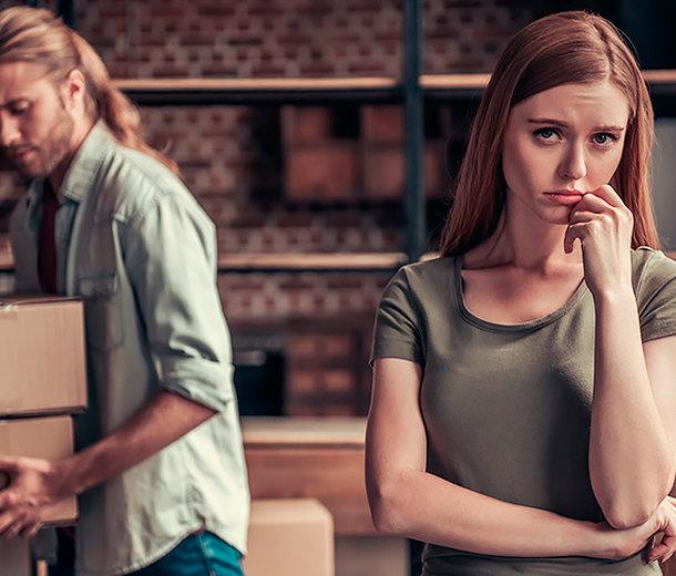 Унес сковородку ибанки свареньем: как мужчины делят имущество после развода
