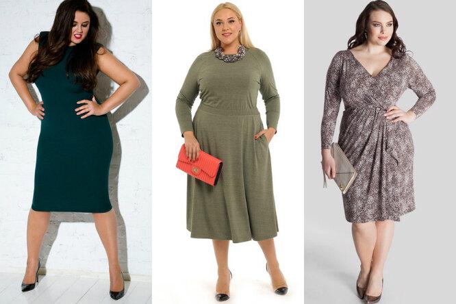 Как одежда может сделать стройнее. Секреты стиля отмоделей размера +size