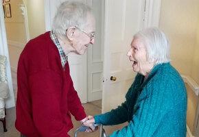 Уже не надеялись: 90-летние друзья случайно нашли друг друга в доме престарелых