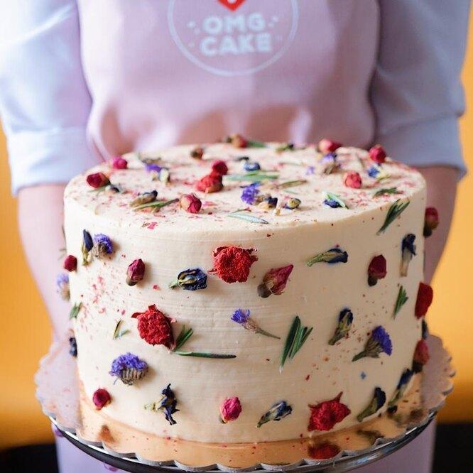 "Торт ""Малибу"" OMG Cake"