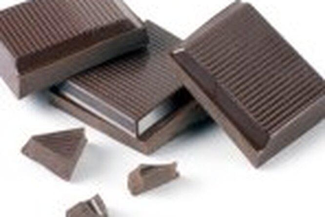 Темный шоколад против стресса