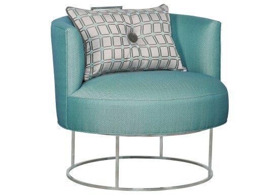 Кресло Roxy Swivel Chair, дизайнер Майкл Вайсс, шоу-рум MyAmerica