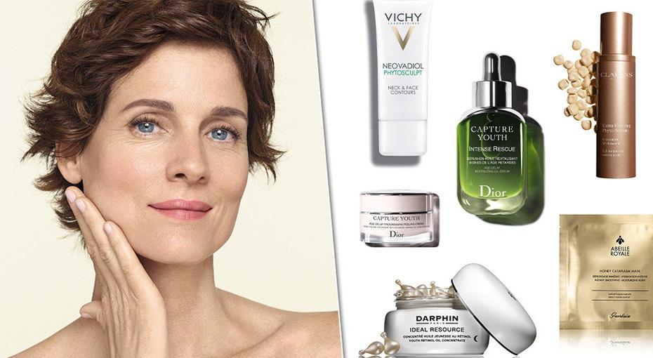 5 косметических новинок против старения кожи