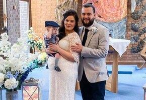«Разбитое сердце Ромео». Пара поженилась в клинике: их сын ждёт пересадку сердца