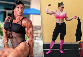 Железные леди: самые знаменитые женщины-бодибилдеры