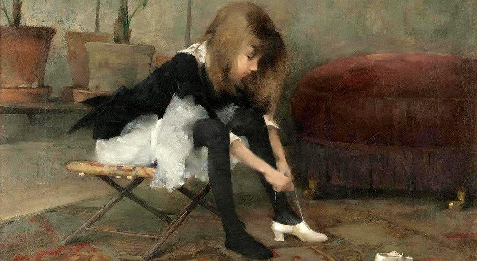 Хелене Шерфбек: легендарная финская художница, которую вРоссии знают понеприличному мему