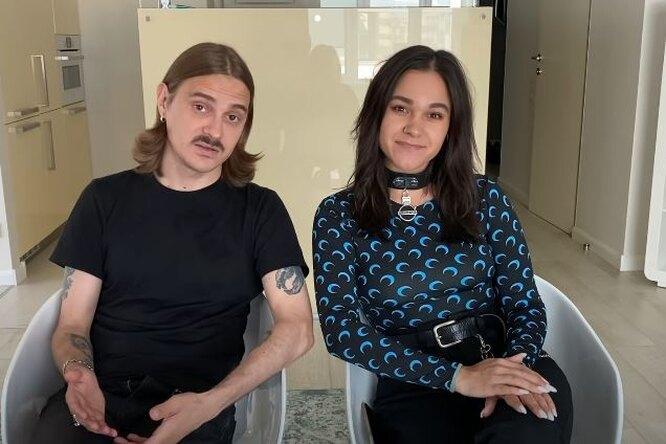 Илья Пруcикин изLittle Big иего жена объявили оразводе