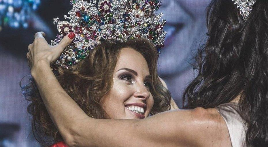 Жену Дмитрия Диброва признали самой красивой женщиной России