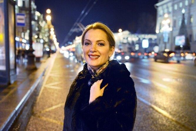 42-летняя Мария Порошина стала мамой вчетвертый раз