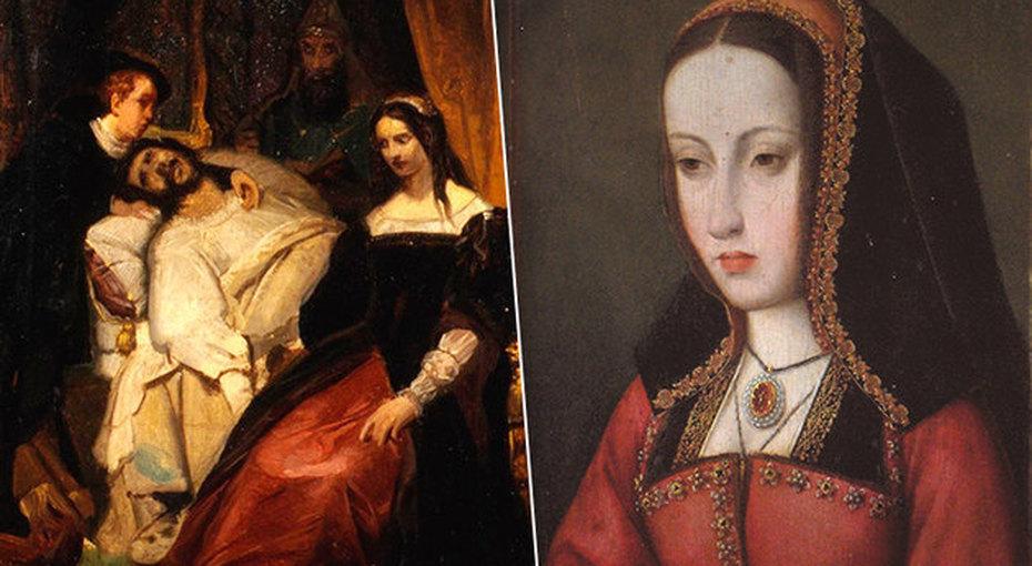 Сумасшедшая королева: жуткая история Хуаны Кастильской