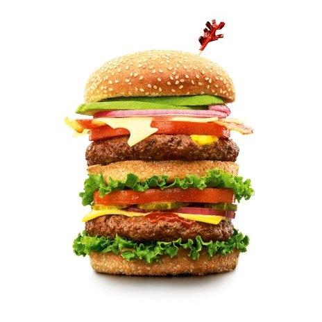 В какой последовательности собирать бургер