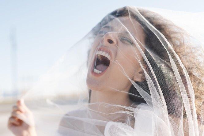 невеста злая