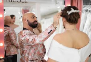 Как выбрать идеальное свадебное платье: 5 советов от стилиста Бичоллы Тетрадзе