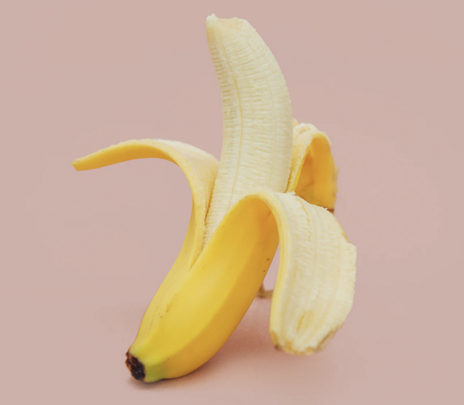 Калории в бананах