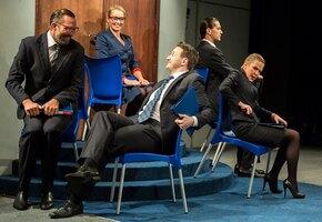 Спектакль театра имени Пушкина«Оffис» пройдет на высоте 327 метра