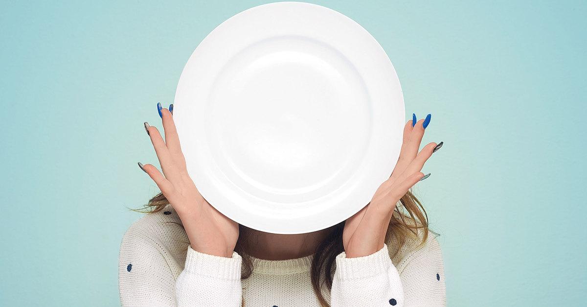 Как похудеть при помощи силы воли