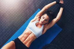 Идеальная зарядка. 5 лучших упражнений длябодрого утра
