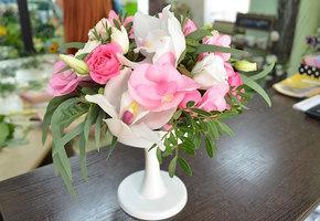 Мастер-класс: цветы для украшения свадьбы