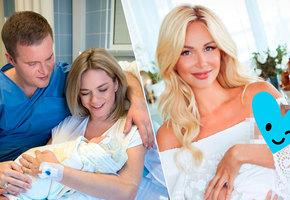Материнство им к лицу: как выглядели звезды после родов