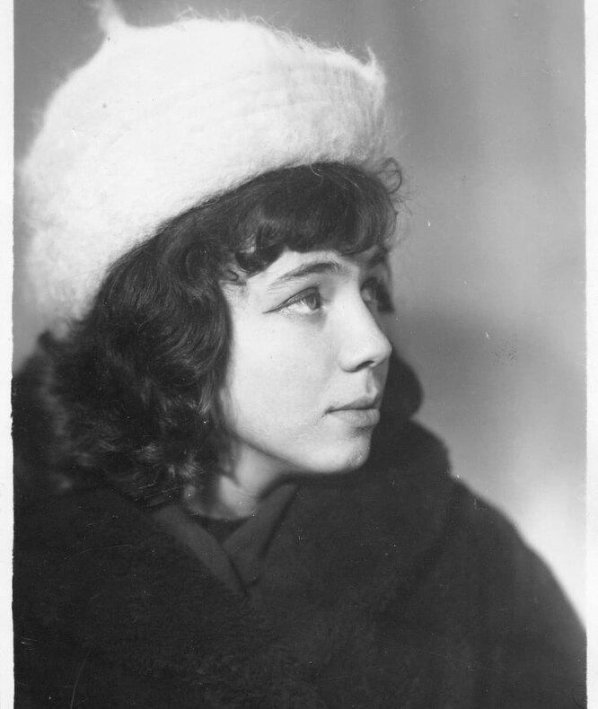 Лариса Рубальская в молодости фото