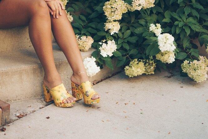 Как использовать прокладки в обуви на каблуках, чтобы не натирала