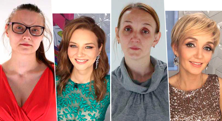 Невероятные «до ипосле»: посмотрите, как преобразились обычные женщины намодных шоу
