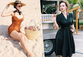 Мастерицы перевоплощения: 5 модных ретро Instagram-аккаунтов