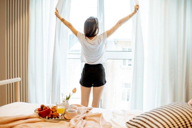 «Утренние ритуалы создают мне настроение навесь день!»