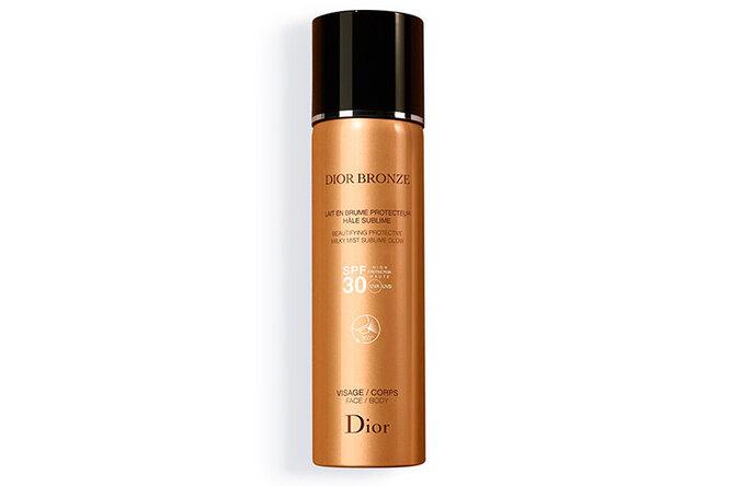 Молочко-дымка для лица Dior Bronze SPF 30 от Dior