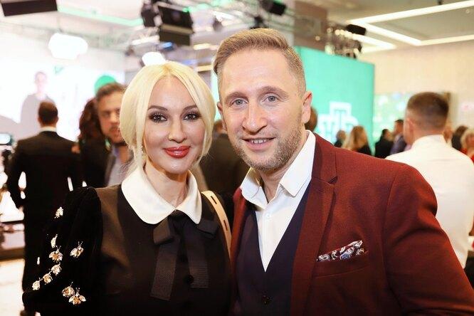 Лера Кудрявцева и Оскар Кучера