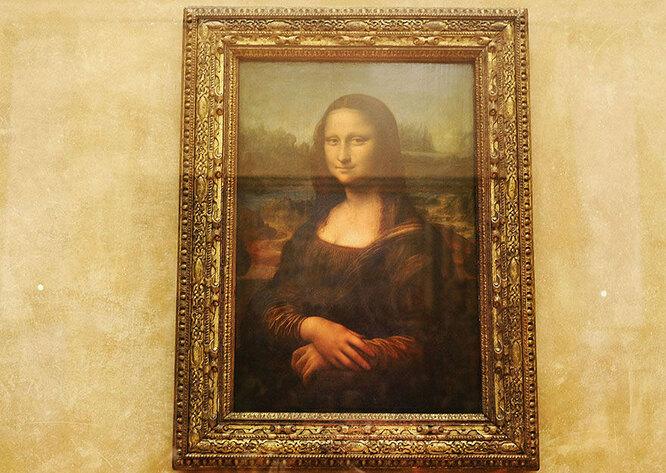 Мона Лиза. Ожидания