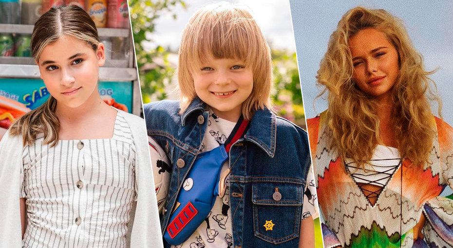 «Яблочко отяблоньки»: дети звезд, успешно покоряющие шоу-бизнес