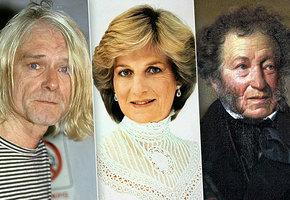 Как бы выглядели в старости 10 знаменитостей, ушедших слишком рано