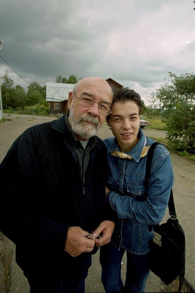 Лев Борисов, Надежда Борисова