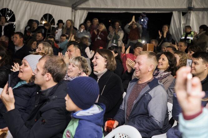 Дмитрий Харатьян второй год поряд приезжает на День памяти